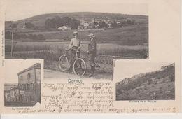 57 - DORNOT - 3 VUES - RESTAURANT AU SOLEIL D'OR - Other Municipalities