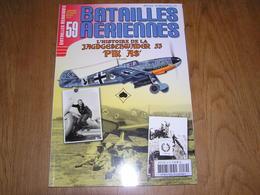 BATAILLES AERIENNES N° 59 Guerre 40 45 L'Histoire De La Jagdgeschwader 53 Pik As (2) Luftwaffe Aviation Allemande Malte - Guerre 1914-18