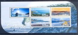 D164- New Zealand 2017. Surf Breaks. - Unused Stamps
