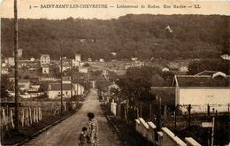 Saint Rémy Les Chevreuse * Lotissement De Rodon * Rue Racine - St.-Rémy-lès-Chevreuse