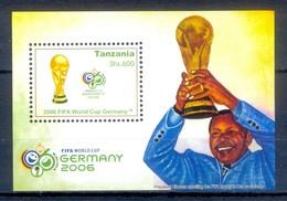 D165- Tanzania Tansania 2006 FIFA World Cup Germany Fussball Soccer. Football. - World Cup