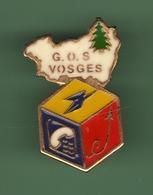 LA POSTE *** G.O.S VOSGES *** 1019 - Postes