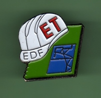 EDF *** ET *** 1019 - EDF GDF