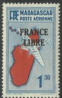 MADAGASCAR 1943 YT PA 45** - SANS CHARNIERE NI TRACE - Madagascar (1889-1960)