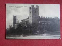 Un Saluto Da Castelfranco Veneto Il Castello - Treviso