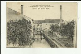 70 - Haute Saone -  Baudoncourt- Passerelle De La Féculerie Perney - - France