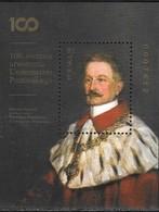 POLAND, 2019, MNH, EDUCATION, 100th ANNIVERSARY OF ESTABLISHMENT OF POZNAN UNIVERSITY, S/SHEET - Stamps