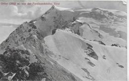 AK 0299  Ortler Von Der Ferdinandshöhe Aus Ca. Um 1910 - Bolzano