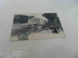 Cp  Narbonne  Le Moulin  Et Les  Ecluses - Narbonne