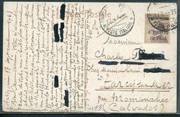 ITALIE - LEVANT - N° 167 / CP DE CONSTANTINOPLE LE 17/9/1923 POUR LE CALVADOS - TB - 11. Foreign Offices