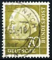 BRD DS HEUSS 1 Nr 191 Gestempelt X3F2B0E - Gebraucht