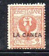 ETP961 - LA CANEA 1905 , Il N. 4  ***  MNH    (2380A) - 11. Oficina De Extranjeros