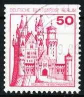 BERLIN DS BURGEN U. SCHLÖSSER Nr 536C Zentrisch Gestempelt X61E706 - [5] Berlín