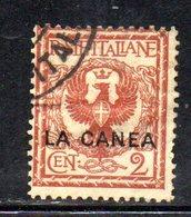 ETP983 - LA CANEA 1905 , Il N. 4  Usato   (2380A) - 11. Oficina De Extranjeros