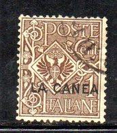 ETP986 - LA CANEA 1905 , Il N. 3  Usato   (2380A) - 11. Oficina De Extranjeros
