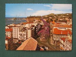 "Madeira Portugal 1974 Postcard ""Funchal Madeira"" To France - Beja - Postman Slogan - 1910-... République"