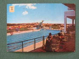 "Portugal 1979 Postcard ""Evora Pool"" To France - Braganca Town Hall - 1910-... République"