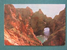 """Portugal 1982 Postcard """"Algarave Coast"""" To France - St. Francis Of Assizi - Electricity - 1910-... République"""