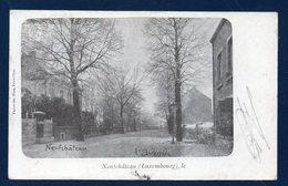 Neufchâteau. L' Avenue. Longlier -Arlon 1900 - Neufchateau
