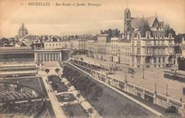BRUXELLES - Rue Royale Et Jardin Botanique - Avenues, Boulevards