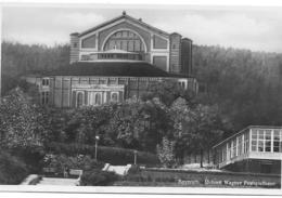 BAYREUTH Richard WAGNER FESTSPIELHAUS Musique Opéra - Bayreuth