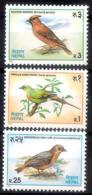 7660  Oiseaux - Birds - Nepal Yv 501-03 MNH - 1,50 (6) - Oiseaux