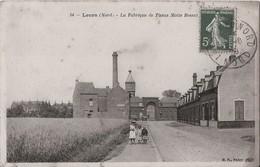59 LEERS (Nord) - La Fabrique De Tissus Motte Bossut - France