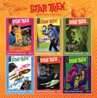 Marshall Islands   2019 STAR TREK COMICS  I201901 - Marshall Islands