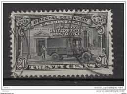 USA, Livraison Spéciale, Special Delivery, Camion, Truck, Poste, Facteur, Post, Mailman - Camion