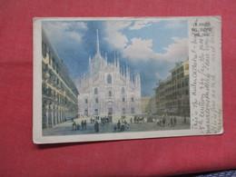 La Piazza Del Duomo Nel 1840          Ref   3551 - Other