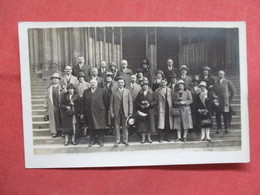 RPPC Group Phot  To Id Possible Koln Germany     Ref   3551 - To Identify