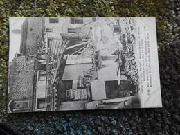 Le Bombardement Par Avions Epicerie En Gros NANCY Guerre 1914-1918  CPA - Nancy