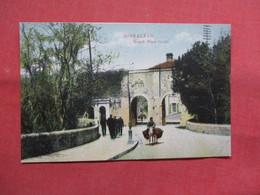 Gibraltar   South Port Gate     -ref    3551 - Gibraltar