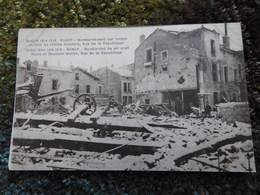 Le Bombardement Par Avions Ruines De L'Usine Donders  NANCY Guerre 1914-1918  CPA - Nancy