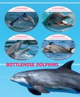 Mustique  Grenadines Of St.Vincent   2019  Fauna  Bottlenose Dolphin   I201901 - St.Vincent & Grenadines