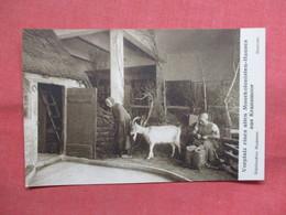 Bremen Museum--- Vorplatz Eines Alten Moorkolonisten Hauses      -ref    3552 - Museum