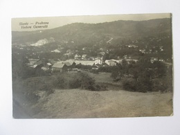 Romania/Slanic-Prahova,1930 Mailed Postcard Photo With Caracal Postmark - Roemenië