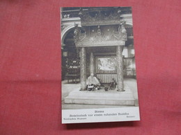 Bremen Museum--  Birma  -ref    3552 - Museum
