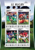 Djibouti 2016 Rugby - Djibouti (1977-...)