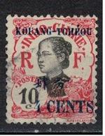 KOUANG TCHEOU            N°     YVERT       39   (1)         OBLITERE       ( Ob  5/10 ) - Used Stamps