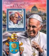 Djibouti 2016  Pope Francis - Djibouti (1977-...)