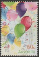 AUSTRALIA - USED 2012 60c Precious Moments - Balloons - 2010-... Elizabeth II