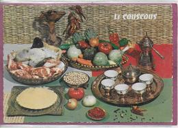 LE COUSCOUS - Küchenrezepte