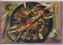 LA PAELLA - Küchenrezepte