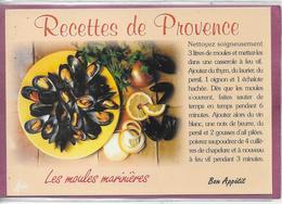 LES MOULES MARINIERES - Küchenrezepte
