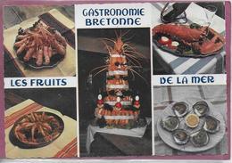 GASTRONOMIE BRETONNE - LES FRUITS DE LA MER - Küchenrezepte