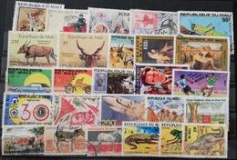 Mali USED LOT - Mali (1959-...)
