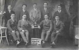 Carte Postale - CHAMBLET ( Allier 03 ) - Honneur à La Classe 1930 - Conscrits - - France