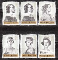 1233/38**  Reines Des Belges - Série Complète - MNH** - Vendu à 10% Du COB!!!! - Belgium
