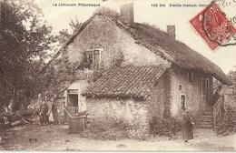 Le Limousin Pittoresque Vieille Maison Limousine - France
